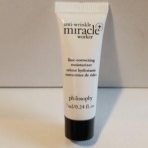 New Philosophy Anti-wrinkle miracle Worker .24 oz